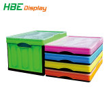 Collapsible Fruit Vegetable Plastic Foldable Box
