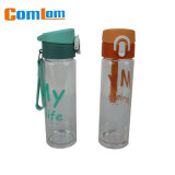 100% Borosilicate Glass Water Bottle for Sale
