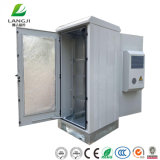 IP55 Two Door Telecom Equipment Outdoor Cabinet Electrical Cabinet with Air Conditioner Waterproof