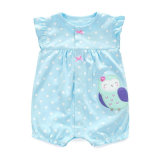 Cheap High Quality Baby Clothing Short Sleeve Factory Baby Jumpsuit
