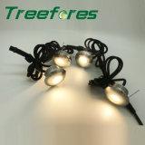 1W 12V IP67 Mini LED Spot Light for Garden Underground Lighting Ce RoHS