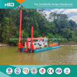 Reliable Hydraulic Dredger Boats/River Sand Digging Machine for Sale