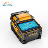 Signal Fire Cheap Price Fusion Splicer Original Factory Model Ai-9 Automatic Six Motors Intelligent FTTH Project