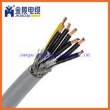 Flex-CV-Jz Flexible Cu-Screened PVC Oil-Resistance Control Cable