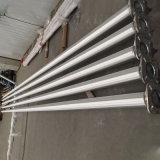 Galvanized Steel Used Street Light Pole Aluminum