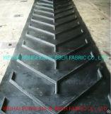 Ep/Nn/Cc/High Temperature/Fire Resistant/Oil Resistant/Tear Resistant/Wear Resistant Open Closed V Type Chevron Fabric Pattern Rubber Conveyor Belt