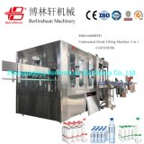 (4000-6000BPH) Full Automatic Carbonated Beverage/Drinks Filling/Bottling Machine Rinsing/Washing Filling/Bottling and Capping/Sealing Monoblcok Machine 3 in 1