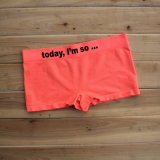 Seamless Women Boxer Shorts