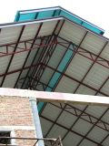Heat Insulation 4 Layers Price of Corrugated PVC Roof Sheet