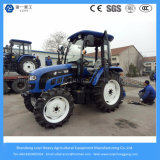 China Agricultural Used Farm Machinery Mini 4WD Farm Tractor