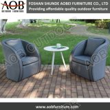 Modern Design Garden Furniture Fabric Leather Leisure Sofa Set