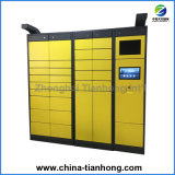 Intelligent Logistic Parcel Delivery Cabinet Locker