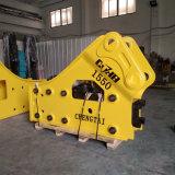 Hydraulic Power Tools Kobelco Sk300 Sk320 Sk330 Sk350 Excavator Breaker Hammer for Construction with 155mm Diameter Chisel