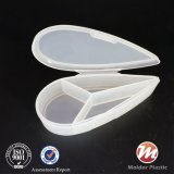 Plastic Injection Mould of Clear Plastic Medical Pill Box for Daily Use