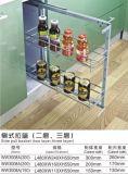 Magic Corner-Kitchen Pull Basket (006)