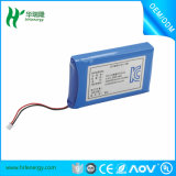 Rechargeable Polymer Battery 144272 7.4V 2000mAh Lithium Battery with Kc Certificate