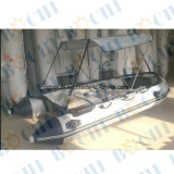 4 Persons 0.9mm Thickness Inflatable Party Boat