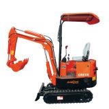 Everun 0.8ton Ere08 Mini Crawler Excavator Small Hydraulic Excavator with Cheap Factory Price