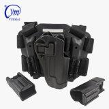 Polymer Right Thigh Leg Military Tactical Army Pistol Gun Holster