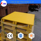 Made in China Widely Use Factory Mazzaine Floor Electric Platform Carts Metal Pallet Shuttle