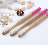 Hot Selling Wholesale Biodegradable Bamboo Toothbrush (BC-T1022)