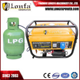 2kw/2kVA Home Use Portable Power Gas/Gasoline LPG Generator