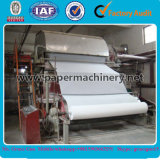 Complete 2880mm Toilet Tissue Paper Production Line 20tons Per Day From Making Pulp to Final Tissue Paper