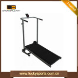 Home Use Fitness Manual Single Flat Jogger Home Treadmill