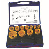 14PCS M42 Bi-Metal Hole Saw Set (WW-14SL01)