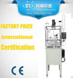 100L Laboratory Single Layer Glass Reactor Testing Equipment From Glass Reactor Manufacturer