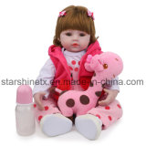 2019 New Arrival Bebe Reborn Dolls Soft Silicone Cheap Girl Toy