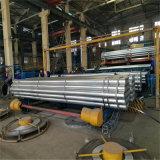 ASTM BS Hot DIP Galvanized Steel Pipe Pre Gi Tube Galvanized Steel Pipe for Building and Industry