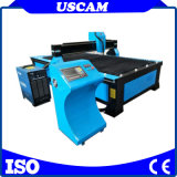 Cheap 4X8FT Desktop Type Metal Sheet CNC Plasma Cutting Machine with Start/Statfire/Fangling Control