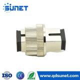Single Mode/Multi Mode Adjustable Optical Fiber Attenuator Metal