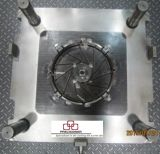 Three-Plate Die Structure, Pressure Die Casting Mold for Shroud Fan (mechanical and electrical) /G