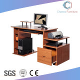 Bottom Price New Design Office Furniture Table with Mixed Color Computer Table