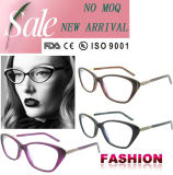 New Arrival Acetate Frame Italy Optical Frames Cat Eye Glasses Frames Fashion Eyewear