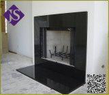 Black Granite Fireplace Mantels /Stone Fireplace Granite Mantel/Stone Mantel