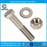 304/ 304L/ 316/ 316L Stainless Steel Hex Bolt Nut and Washer