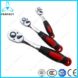 Carbon Steel Combination Ratchet Wrench