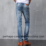 Fashion Men's Straight Casual Denim Jeans