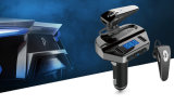 New Design V6 12V Wireless Car MP3 Player Car Charger FM