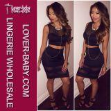 2016 Bodycon Wholesale Sexy Ladies Dress (L28030)