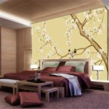 Hot Sale PVC Wallpaper Wall Paper for Living Room