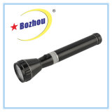 Long Range Large Beam Top Quality Battery Rechargeable Torch