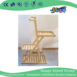 School Children Wooden Toys Display Shelf (HG-4112)