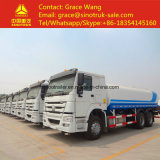 Sinotruk Water Sprinkler Truck with Competitive Price Water Tank Truck for Sale