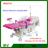 Best Price Electric Obstetrics Hospital Bed for Delivery (MSLET11)