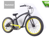 48V 500W Fat Tire Electric Bicycle with Pedal Assisted