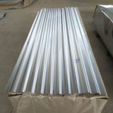 0.16mm Normal Spangle Corrugated Galvanized Steel Sheet in Coil